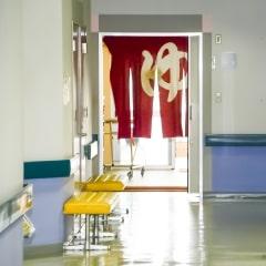 財部記念病院 入浴室