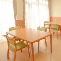 財部記念病院 食堂